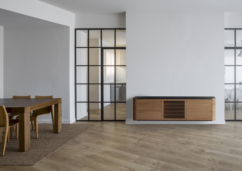 Momocca coleccion adara aparador moderno television mueble for Muebles tv colgados