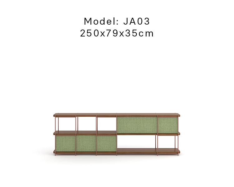 Model JA03