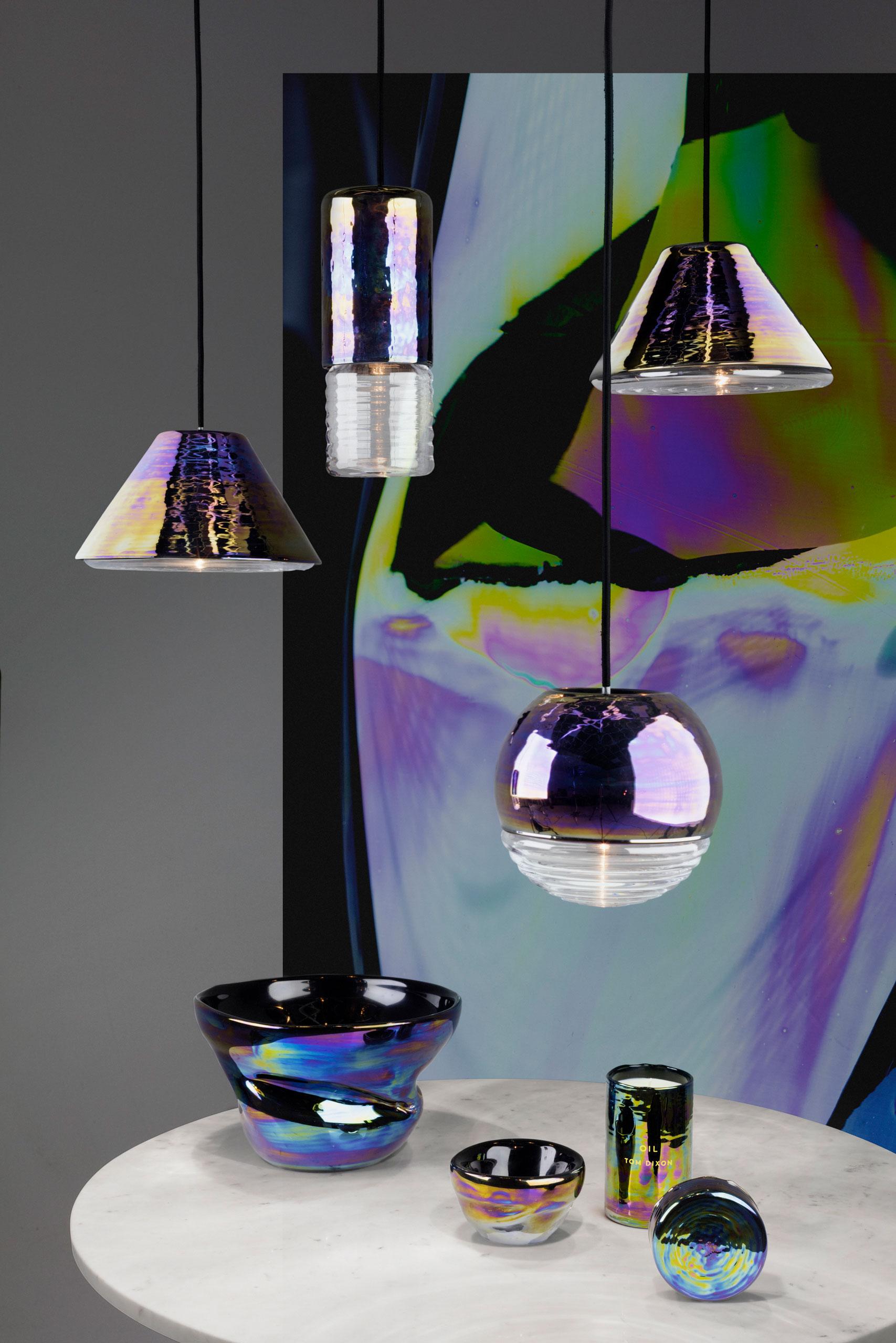 L'iridescence dans le design