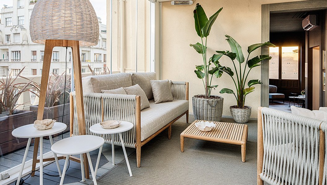 Terraza Green Design CasaDecor 2019