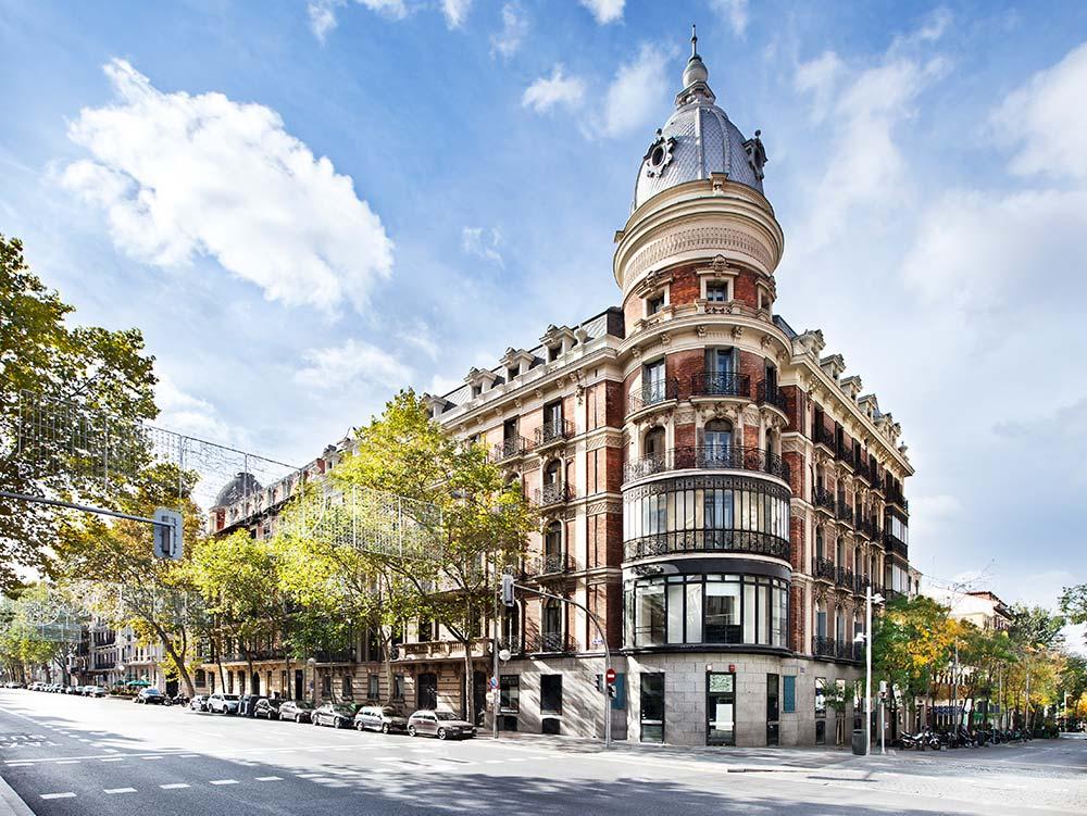 Edificio Casa Decor 2020