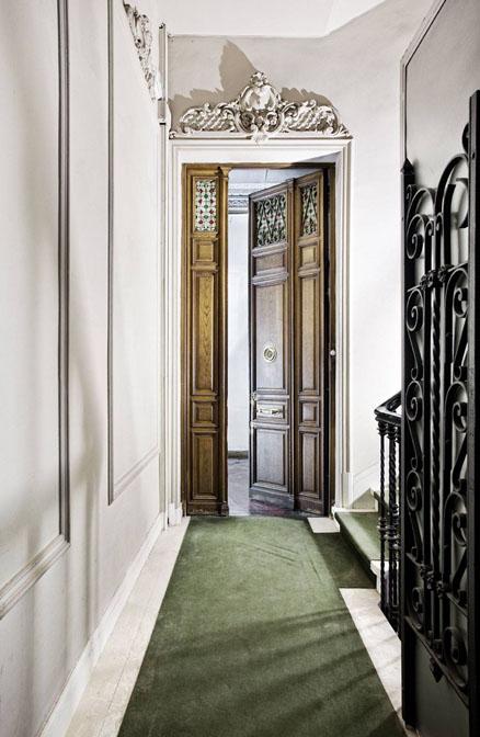 Detalle puertas casa decor