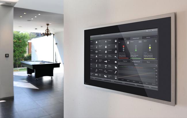 Gira - domotics in interior design